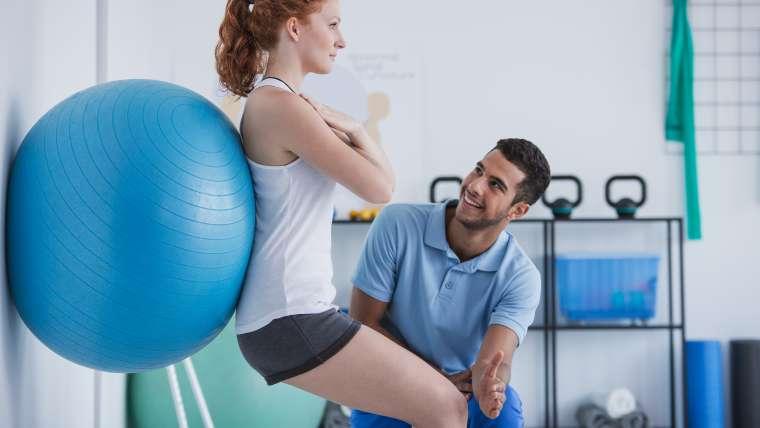 Personalized exercise program and training
